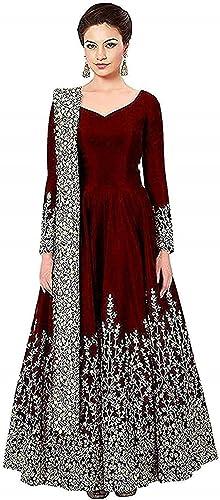 Woman S Exclusive Tapeta Silk Anarkali Gown Free Size