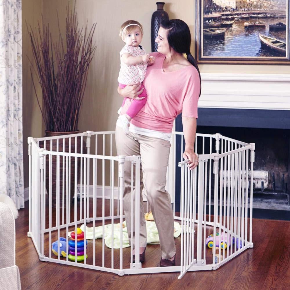 Toddleroo by North States 3 in 1 Metal Superyard: 198