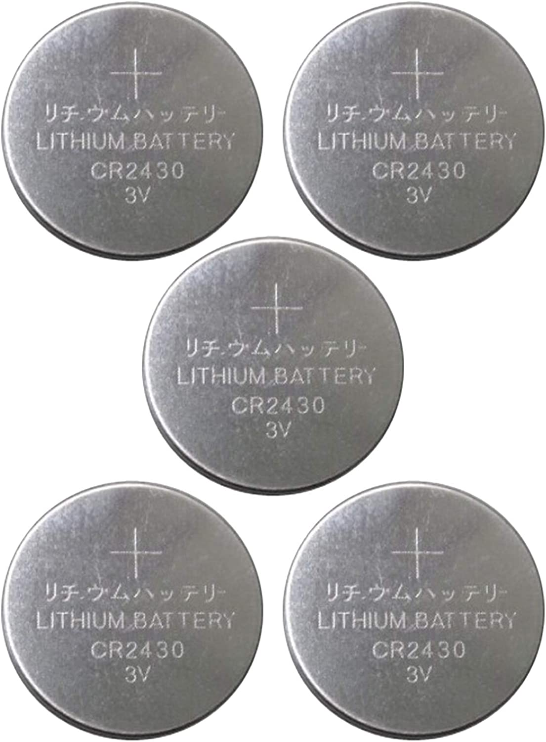 5PK 3V Coin Replacement Battery For Ke Remotes Golite PC Backups National uniform free shipping Los Angeles Mall
