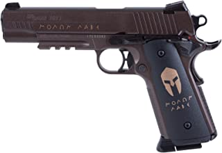Sig Sauer 1911 Spartan Air Pistol (CO2 Cartridges are not Included)