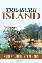 Treasure Island Illustrated (English Edition)