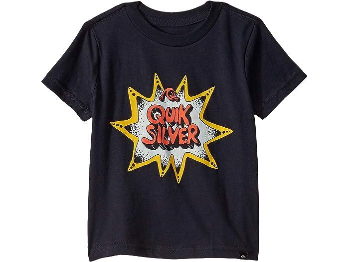 Quiksilver Boys Little Splash Soul Long Sleeve Tee