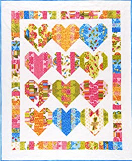 Heartstrings Quilt Pattern Designed by Gail Yakos for Black Mountain Needleworks