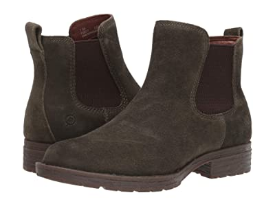 Born Cove (Green Suede) Women