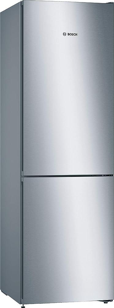 Bosch elettrodomestici frigorifero combinato 357/324 litri classe a++ KGN36VL35