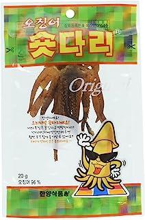 [KFM] Korean Food Korea Dried Squid Legs 20g x 10 ??? ??? 20g x 10?