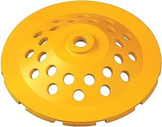 DEWALT Grinding Wheel, Heavy Material Removal, 7-Inch (DW4773)