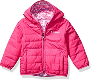 Youth Double Trouble Reversible Winter Jacket, Water repellent