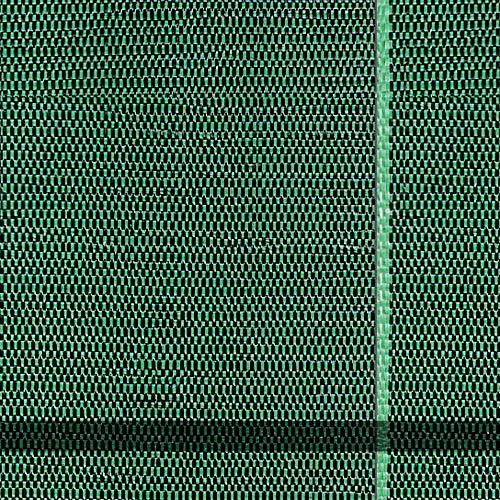 Tenax Telo Antierbacce Professionale per Pacciamatura, Cover PRO, 1,60x5 m, Verde