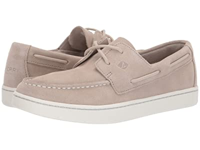 Sperry Sperry Cup 2-Eye Suede (Cement) Men