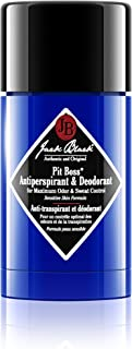Jack Black Pit Boss Antiperspirant & Deodorant, 2.75 oz (78 g), (Pack of 1)