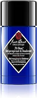 Jack Black Pit Boss Antiperspirant & Deodorant, 2.75 oz (78 g), (Pack of 1)