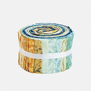 Connecting Threads Batik Collection Precut Quilting Fabric Bundle 2.5