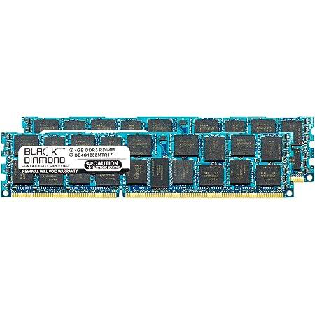 96GB 6x16GB DDR3 PC3-14900R ECC Reg Server Memory for HP Z800 Workstation