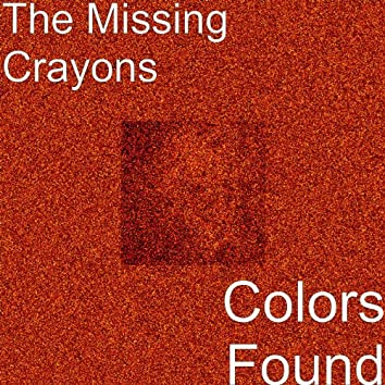 Colors Found