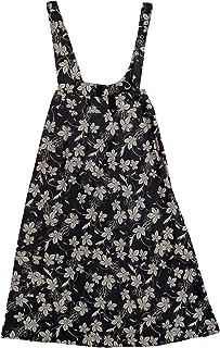 فستان كاجوال للنساء من جيرو (لون أسود، XL), متعدد الألوان, X-Large