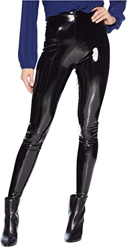 Perfect Control Patent Leather Leggings SLG25