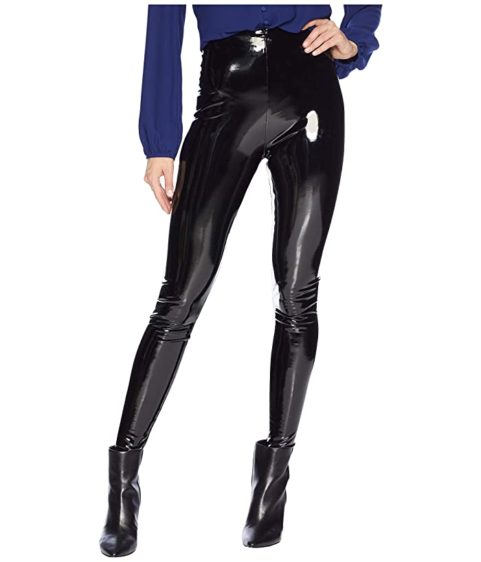 bd6450b9602 Perfect Control Patent Leather Leggings SLG25
