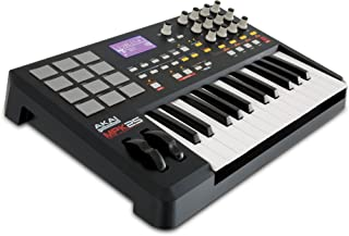 Akai Professional MPK25 25-Key USB MIDI Keyboard Controller with MPC Pads