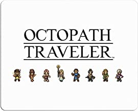 Octopath Traveler Mousepad