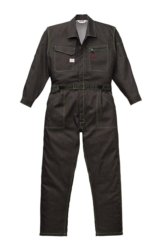 ニンニク擬人化レタッチAUTO-BI 山田辰 ツヅキ服(秋冬用) 5960 ブラック Lサイズ