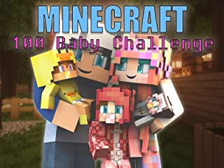 Clip: 100 Baby Challenge (Minecraft) by PandaFire11