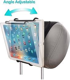 Best headrest holders for iPads