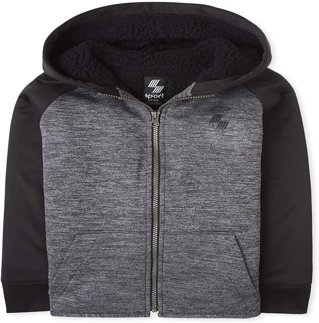 Details about  /Boys Hoodie size 7//8 by Place Sport