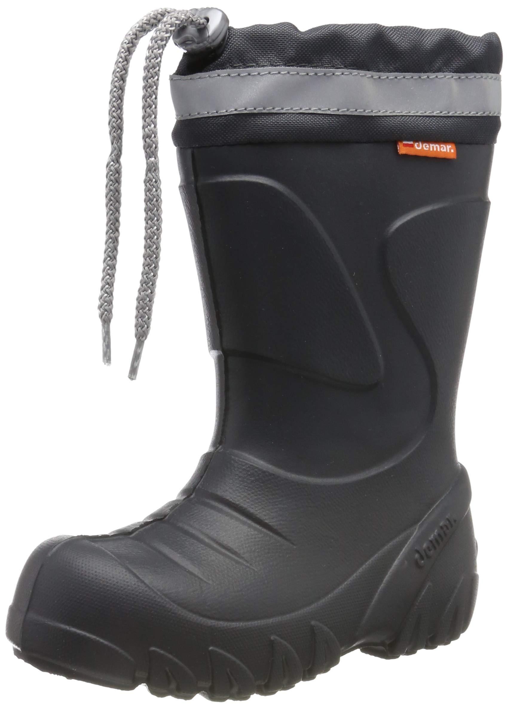 Demar. Girls Boots Grey Size: 11- Buy