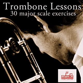C Major Scale Exercise Trombone (Faster)