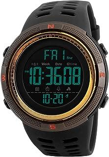 SONUTO 9063Black Youth Series Premium Looks Sports Analog-Digital Watch for Men