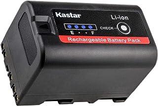 Kastar Battery Replace for Sony BP-U30 BP-U60 BP-U90 PXW-FS7/FS5/X180 PXW-FX9 PMW-100/150/150P/160 PMW-200/300 PMW-EX1/EX1R PMW-EX3/EX3R PMW-EX160 PMW-EX260 PMW-EX280 PMW-F3 PMW-F3K PMW-F3L Camcorders
