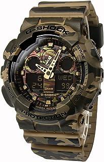 [カシオ]CASIO 腕時計 G-SHOCK カモフラージュシリーズ GA-100CM-5A メンズ [並行輸入品]