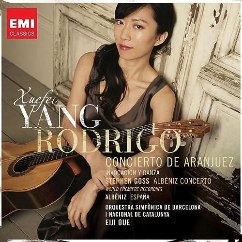 Rodrigo: Concierto De Aranjuez de Xuefei Yang en Amazon Music ...