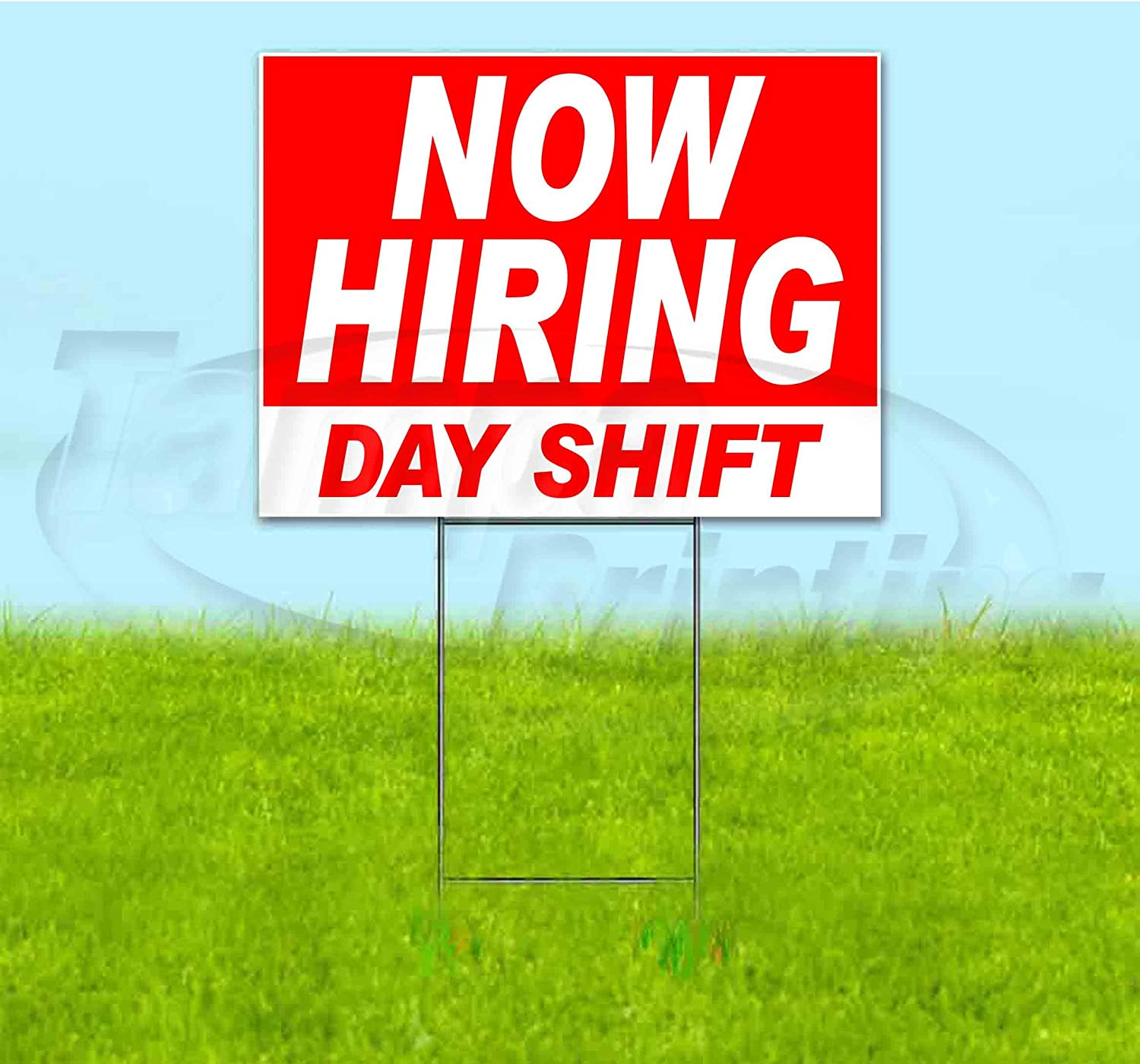 Now Hiring Wholesale Day Shift 18