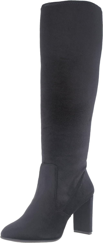 Nine West Womens Kellan Fabric Winter Boot