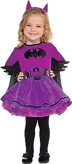 Suit Yourself Purple Batgirl Halloween Costume for Babies, Batman, Includes Accessories