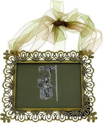 Mi Amore Picture-Frame Bronze-Tone