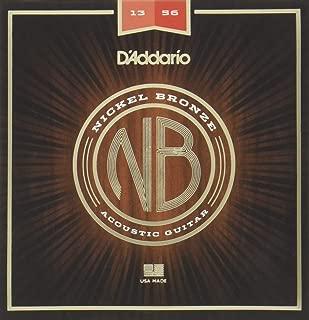 Best d addario nickel bronze Reviews