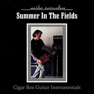 Summer in the Fields - Cigar Box Guitar Instrumentals