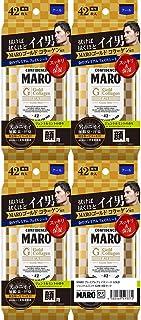 [Amazon限定ブランド] DX(デラックス) MARO デオドラント ボディシート GOLD ジェントルミントの香り セット 30枚×4個