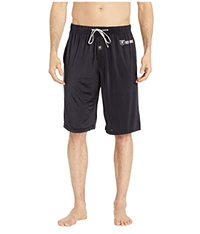 Stacy Adams Regular Sleep Shorts (Black) Men
