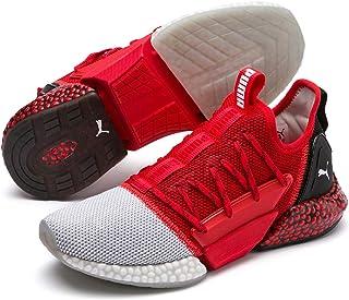 PUMA Men's Hybrid Rocket Runner Sneaker, High Risk Red Black