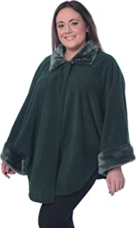 Elegant Faux Poncho for Women Lightweight Available in Plus, Missy Eight Colors