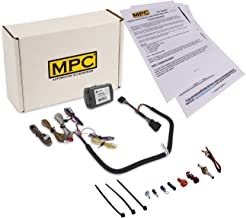 MPC Factory Remote Activated Remote Start Kit for 2008 Dodge RAM 1500 - Plug-n-Play - Key-to-Start - Firmware Preloaded
