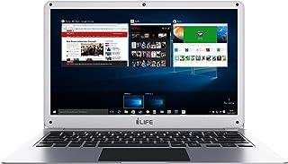 i-Life ZedAir Plus Laptop - Intel Celeron N3350, 15.6-Inch, 500GB, 6GB, Eng-Arb-KB, Windows 10, Grey