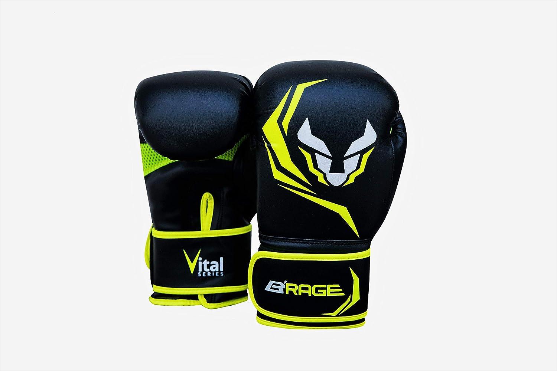 BRAGE-Power of a Raging Bull Boxing Gloves for Men /& Women Training Pro Punching Heavy Bag Mitts UFC MMA Muay Thai Sparring Kickboxing Gloves
