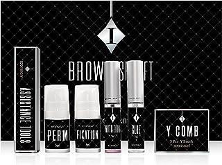 ICONSIGN Eyebrow Lamination Kit, Eyebrow Lift Kit - DIY Brow Perm, Brow Perm Kit, Professional Grade & Easy for Beginners