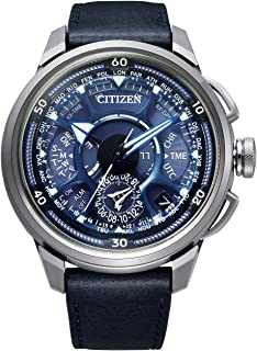 Citizen CC7000-01L Men's Satellite Wave F900 Blue Dial Strap Watch