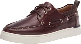 Sperry Top-Sider Gold Victura 3 Eye, Chaussure Bateau Homme